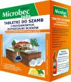 BROS MICROBEC ULTRA TABLETKA DO SZAMB 20 G - 1 SZT